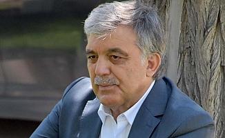"""Abdullah Gül'den """"Sağduyu"""" göndermesi!"""