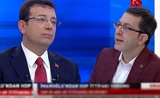 Ekrem İmamoğlu'ndan Turgay Güler'e gönderme: Beni kesen yayıncının ne hale geldiğini biliyorsun