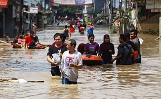 Endoneyza yine bir doğal felaketle boğuşuyor