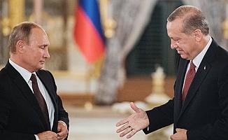 Erdoğan Nisan'da Rusya yolcusu