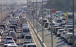 İstanbul'da yarın bazı yollar trafiğe kapanacak