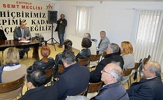 """""""Katılımcı demokrasinin en önemli örneği"""""""
