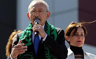 Kılıçdaroğlu: Bizim yolumuzda adalet ve güzellik var