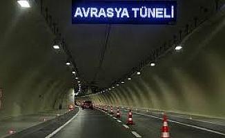 Miting için kapatılan Avrasya Tüneli'ni sordu