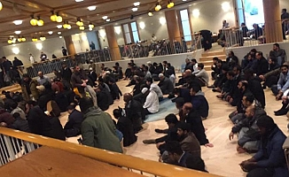 New York'taki sinagog cuma namazı için Müslümanların kullanımına açıldı