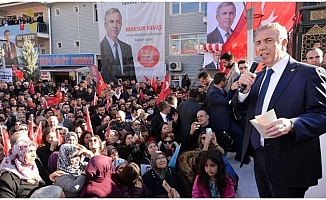 """YAVAŞ: """"BU KİRLİ SİYASETİ SANDIĞA GÖMECEĞİZ"""""""