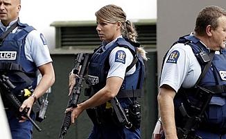 Yeni Zelanda'daki terör saldırısına ilişkin bir gözaltı