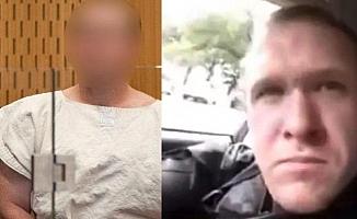 """""""Yeni Zelanda'yı kana bulayan terörist ömrünü hücrede geçirecek"""""""
