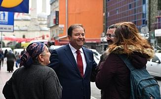 Başkan Kılıç Maltepelilerle buluştu