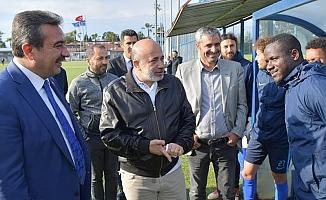 """Başkan Soner Çetin: """"Kazanan Adana olsun!"""""""