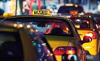 İstanbul'da bir taksici, müşterisine tecavüz etti