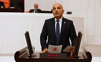 Polat, Ilıpınar'daki yangını Meclis gündemine taşıdı