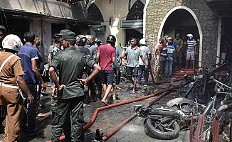 Sri Lanka katliamını IŞİD üstlendi!