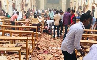 Sri Lanka, Paskalya'da kana bulandı; Kilise ve otellere bombalı saldırı