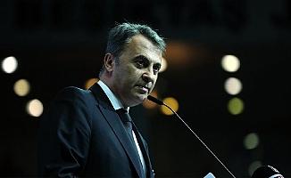 Fikret Orman yeniden Beşiktaş Başkanı seçildi