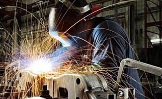 Sanayi üretimi hızla düşmeye devam ediyor