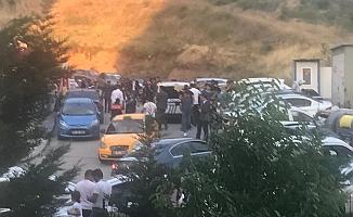 Mansur yavaş'ın evinin sokağında silahlı çatışma!