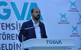 Bilal Erdoğan'ın vakfına milyonlarca lira yurt parası akıtılacak!