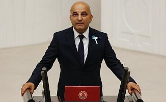 CHP'li Polat: ''Ranta ve talana müsaade etmeyeceğiz, İzmir'in Dağları'nda tekrar çiçekler açacak!''
