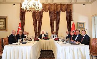 CHP'li Büyükşehir Belediye Başkanları Çalıştayı başladı