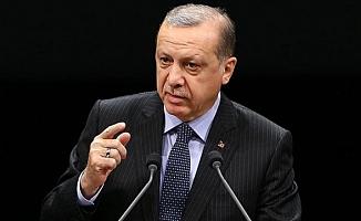 Erdoğan'dan Davutoğlu'na: Bagajlarında ne varsa ortaya döksünler