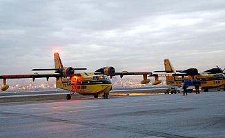 ''Yangın söndürme uçaklarımız ne bozuk, ne eski, ne de yağ kaçırıyor''