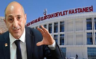 Elbistan Devlet Hastanesi'nde Baygın Hastaya Taciz Skandalı Sonrası Öztunç'tan FLAŞ Girişim!
