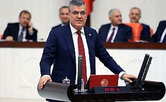 Ayhan Barut, TBMM Başkanı Şentop'a Meclis Haber Dergisi'ni sordu