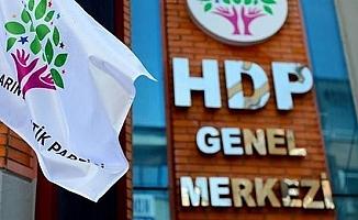 HDP'nin Kapatılması İçin FLAŞ Başvuru!