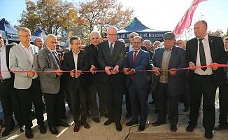 Odunpazarı'nda Ayvacık Mahallesi Cemevi törenle açıldı