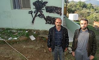 İzmir'de evi işaretlenen Alevi aileden tedirginiz açıklaması!