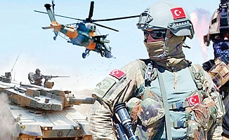Türkiye'nin askeri harcamaları her geçen gün daha da büyüyor!