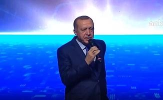 Erdoğan Kanal İstanbul'da ısrarlı; İsteseler de istemeseler de yapacağız