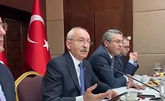 Kılıçdaroğlu'ndan SÖZCÜ Kararına Sert Tepki!