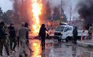 MSB: Resulayn'da bombalı araç saldırısında 2 sivil öldü, 10 sivil yaralandı