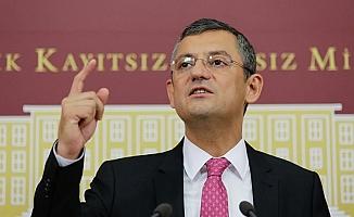 Özgür Özel'den Erdoğan'ın Sözlerine Tepki; ''Şahıs Devleti Noktasına Geldiğimizin En Önemli İşaretidir''