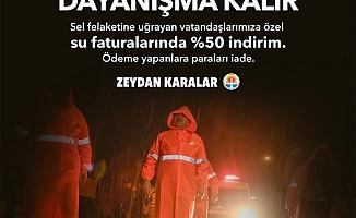 Adana'da sel gitti, dayanışma kaldı