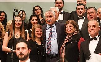 Adana'da unutulmaz konser