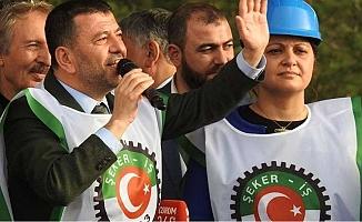 """Ağbaba'dan """"Şeker Fabrikalarındaki Geçici İşçileri Kadroya Alın"""" Çağrısı!"""