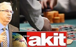 AKP'li Hakkı Köylü ile Akit arasındaki kumar restleşmesi sürüyor