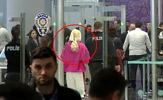 Aleyna Tilki Havaalanında Polis Merkezine Alındı