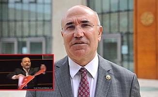 CHP'den, Türk Bayrağını yırtan Yunan vekil hakkında suç duyurusu