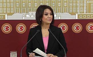 """CHP'li Taşcıer; """"Kadınlar adaleti sosyal medyada mı aramak zorunda?"""""""