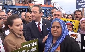 CHP'li Tezcan: Bu çığlığı 82 milyon duysun!