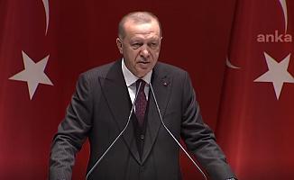 Erdoğan: asla tanımıyor ve kabul etmiyoruz