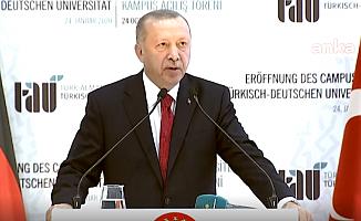 Erdoğan'dan Libya Mesajı