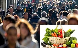 İstanbullu sebze yedi, meyveyi azalttı