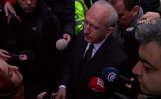 Kemal Kılıçdaroğlu Elazığ'da