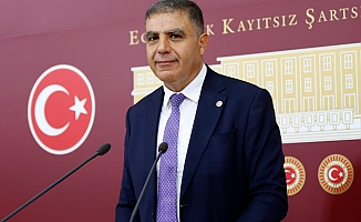 """Afrin zeytinyağları önergesi """"Ticari sır"""" denilerek reddedildi"""