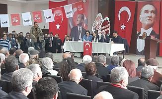 CHP Hatay İl Kongresi Başladı!